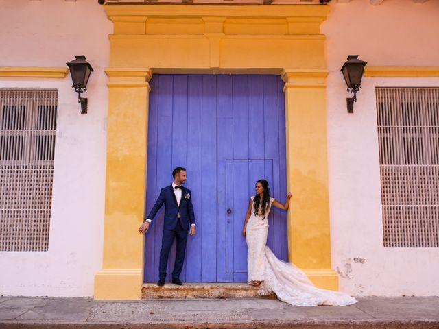 El matrimonio de Jhon y Susana en Cartagena, Bolívar 2
