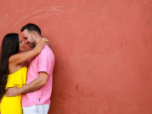El matrimonio de Jhon y Susana en Cartagena, Bolívar 7
