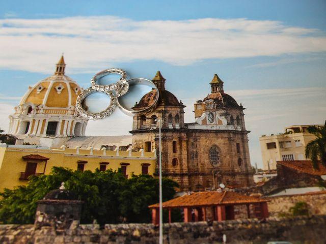 El matrimonio de Jhon y Susana en Cartagena, Bolívar 18
