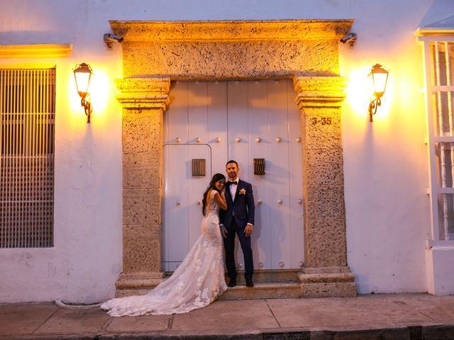 El matrimonio de Jhon y Susana en Cartagena, Bolívar 32