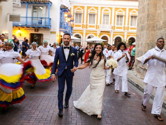 El matrimonio de Jhon y Susana en Cartagena, Bolívar 1