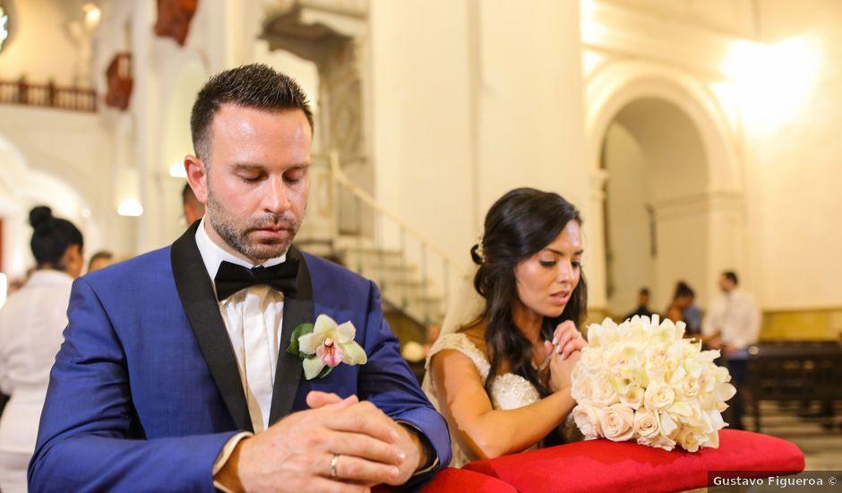 El matrimonio de Jhon y Susana en Cartagena, Bolívar