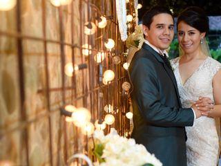 El matrimonio de Ruth y Gabriel