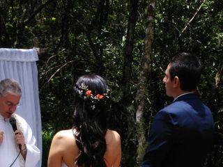 El matrimonio de Marcela y Andrés 1