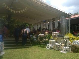 El matrimonio de Marcela y Andrés 2