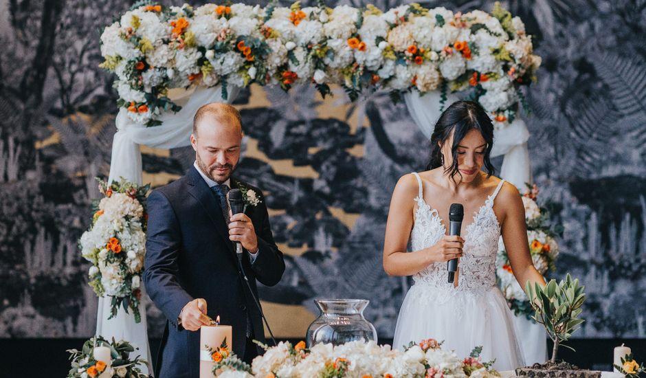 El matrimonio de Diego y Paula en Bogotá, Bogotá DC
