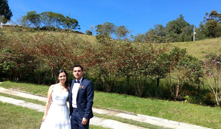 El matrimonio de Andrés y Marcela en Medellín, Antioquia