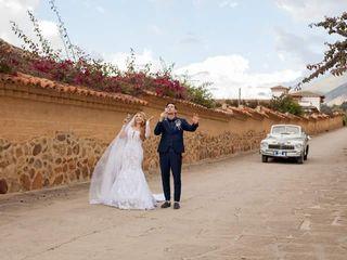 El matrimonio de Yessica  y Oriol  1