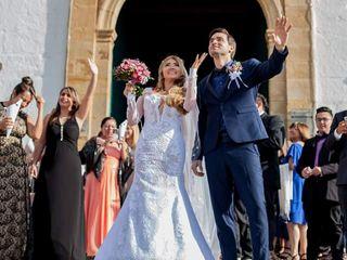 El matrimonio de Yessica  y Oriol  2
