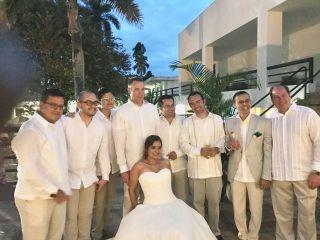 El matrimonio de Paola Andrea y Bernd  1