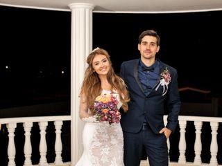 El matrimonio de Yessica  y Oriol
