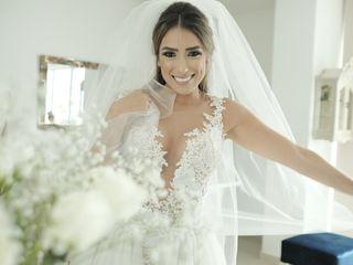 El matrimonio de Andrea y Carlos  1