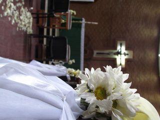 El matrimonio de Sandra Milena  y Miguel Ángel  3