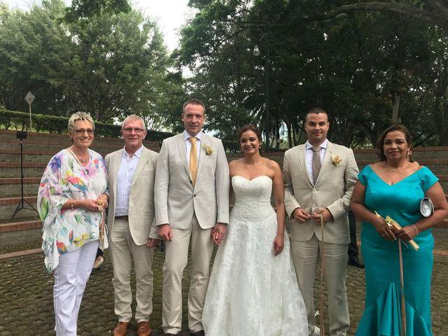 El matrimonio de Bernd  y Paola Andrea en Cali, Valle del Cauca 2