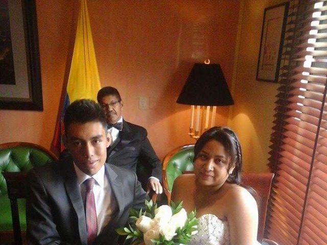 El matrimonio de Camilo y Tatiana en Bogotá, Bogotá DC 6