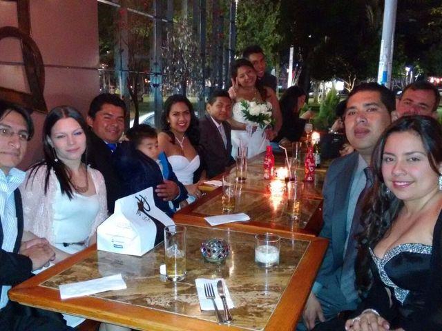 El matrimonio de Camilo y Tatiana en Bogotá, Bogotá DC 15