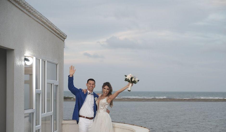 El matrimonio de Carlos  y Andrea en Barranquilla, Atlántico