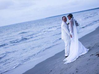 El matrimonio de Juan Sebastián  y Lina 2