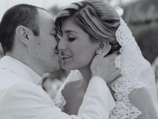 El matrimonio de Juan Sebastián  y Lina