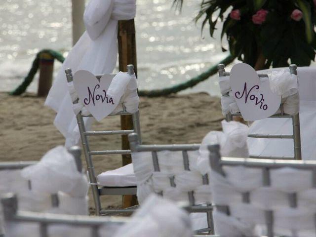 El matrimonio de Lina y Juan Sebastián  en Tolú, Sucre 5