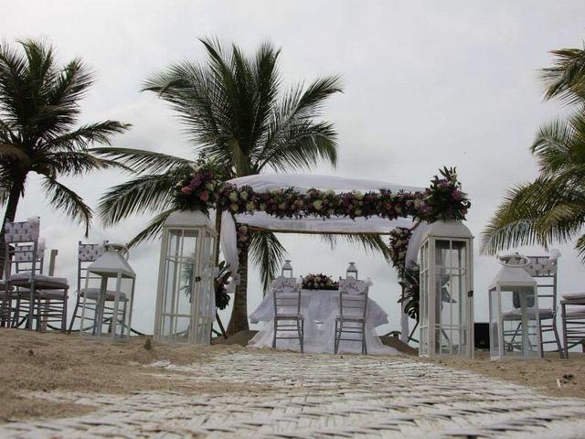 El matrimonio de Lina y Juan Sebastián  en Tolú, Sucre 6