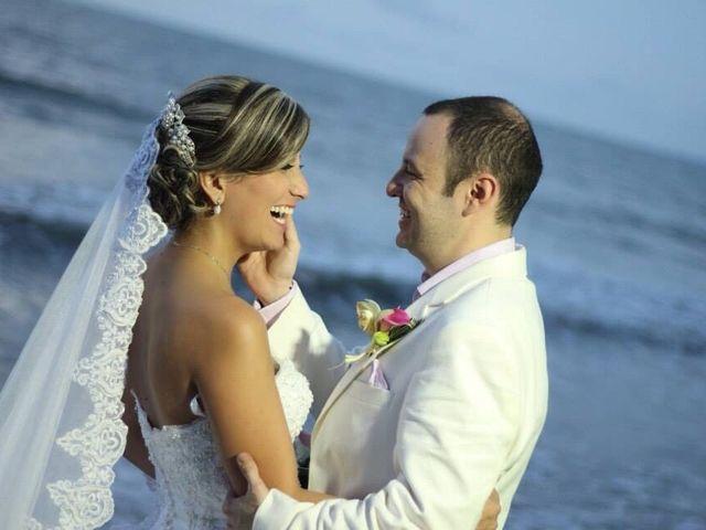 El matrimonio de Lina y Juan Sebastián  en Tolú, Sucre 19