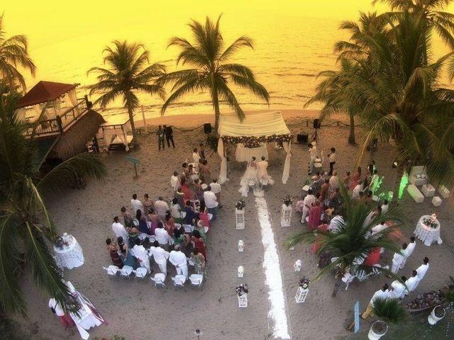El matrimonio de Lina y Juan Sebastián  en Tolú, Sucre 26