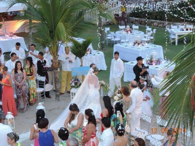 El matrimonio de Lina y Juan Sebastián  en Tolú, Sucre 29