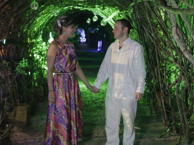 El matrimonio de Lina y Juan Sebastián  en Tolú, Sucre 33