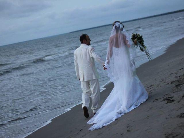 El matrimonio de Lina y Juan Sebastián  en Tolú, Sucre 35