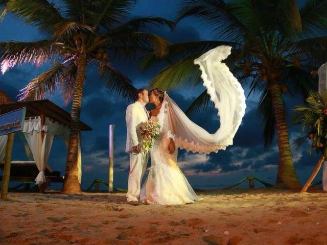 El matrimonio de Lina y Juan Sebastián  en Tolú, Sucre 2