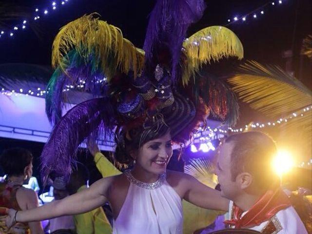 El matrimonio de Lina y Juan Sebastián  en Tolú, Sucre 37