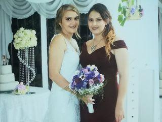 El matrimonio de Laura y Rafael 1