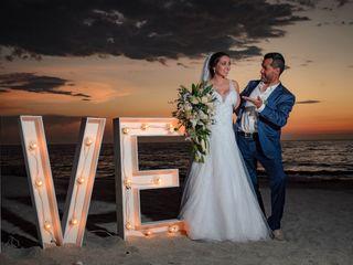 El matrimonio de Luciana  y Mauricio  2
