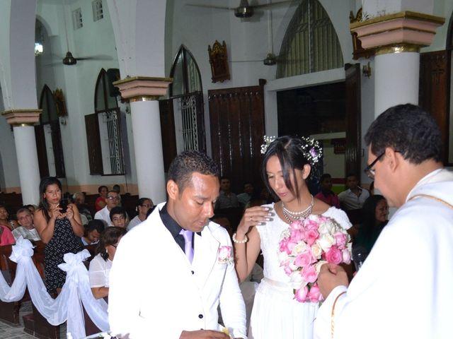 El matrimonio de Niki y Sandra en Magangué, Bolívar 6