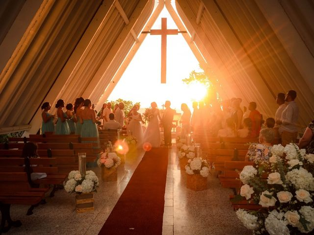 El matrimonio de Mauricio  y Luciana  en Santa Marta, Magdalena 6