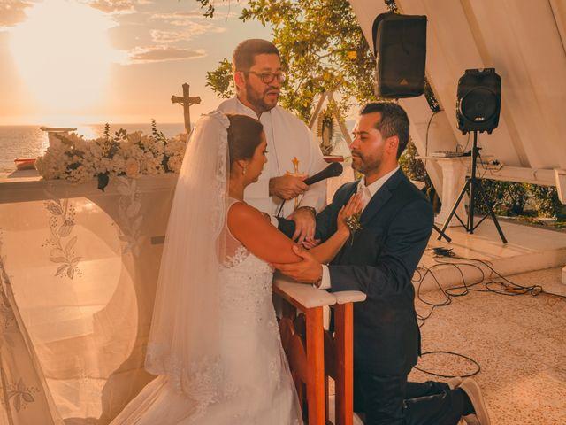El matrimonio de Mauricio  y Luciana  en Santa Marta, Magdalena 8