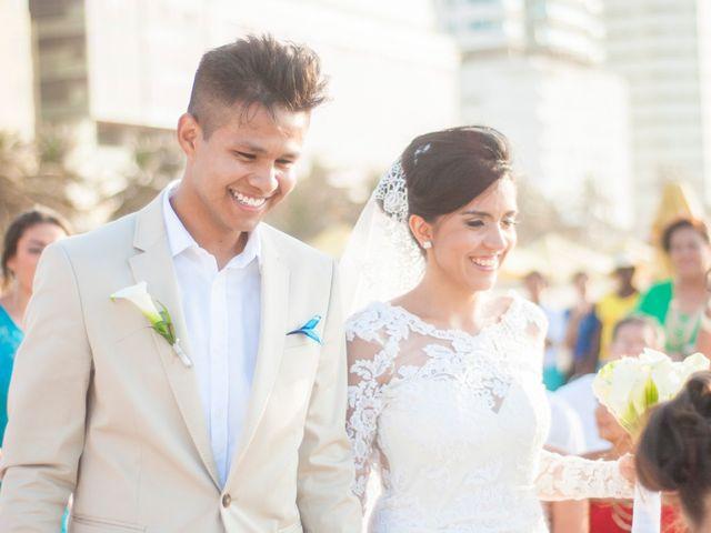 El matrimonio de Sebastián y Laura en Cartagena, Bolívar 18