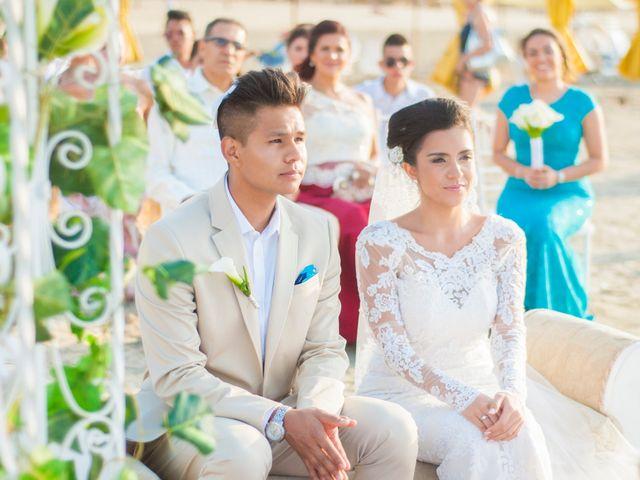 El matrimonio de Sebastián y Laura en Cartagena, Bolívar 25