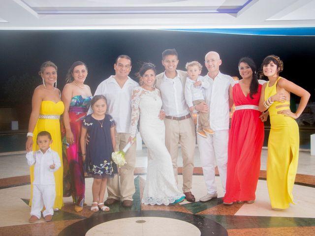 El matrimonio de Sebastián y Laura en Cartagena, Bolívar 62