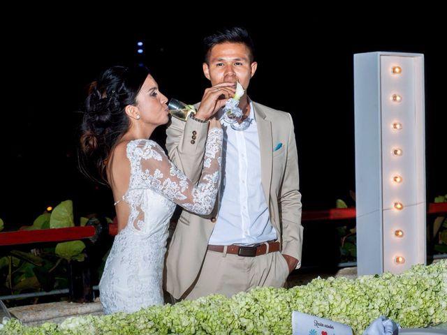 El matrimonio de Sebastián y Laura en Cartagena, Bolívar 63