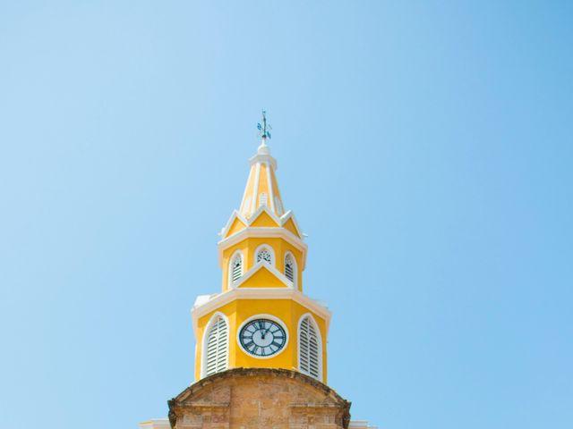 El matrimonio de Sebastián y Laura en Cartagena, Bolívar 84