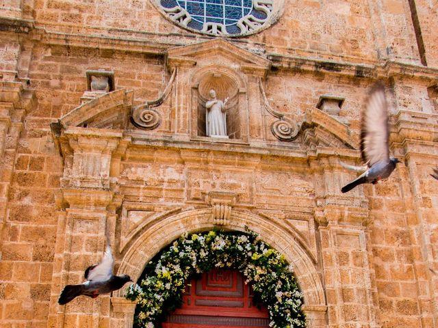 El matrimonio de Sebastián y Laura en Cartagena, Bolívar 87