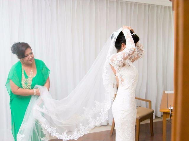 El matrimonio de Sebastián y Laura en Cartagena, Bolívar 9