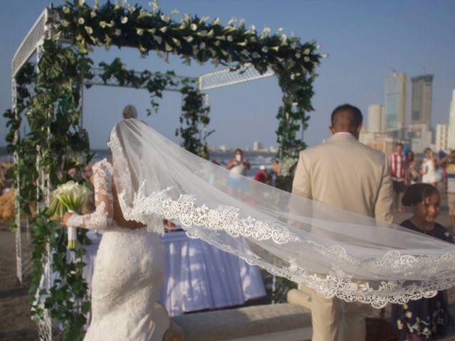 El matrimonio de Sebastián y Laura en Cartagena, Bolívar 22