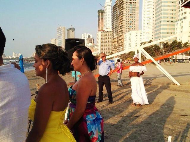 El matrimonio de Sebastián y Laura en Cartagena, Bolívar 37