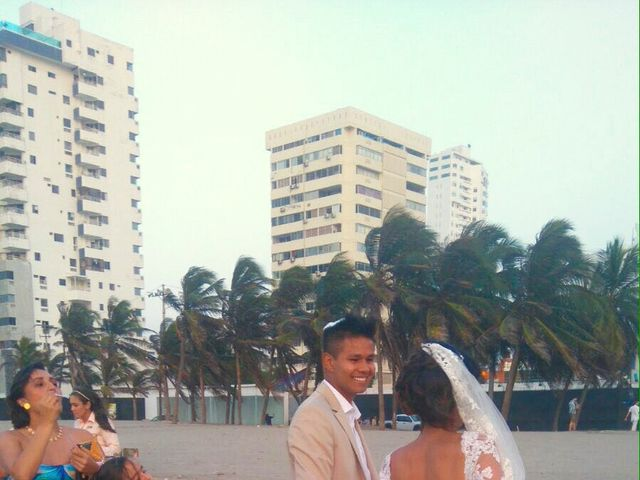 El matrimonio de Sebastián y Laura en Cartagena, Bolívar 45