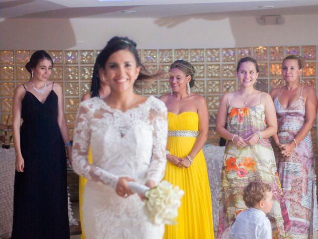 El matrimonio de Sebastián y Laura en Cartagena, Bolívar 67