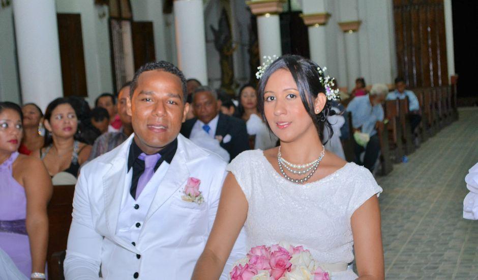 El matrimonio de Niki y Sandra en Magangué, Bolívar