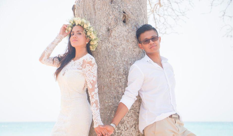 El matrimonio de Sebastián y Laura en Cartagena, Bolívar